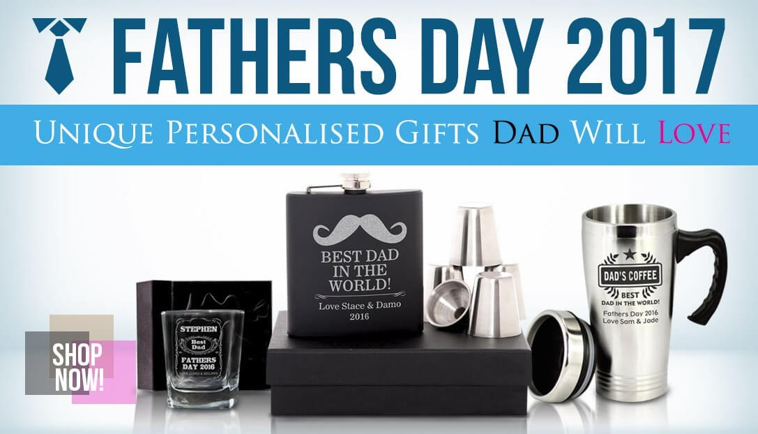 Personalised Fathers Day Gift Ideas