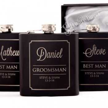 Personalised Groomsmen Gift Ideas Unique Wedding Gifts For Men