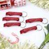 Engraved Keyring Bottle Opener Wholesale Christmas School Stall Business Gift