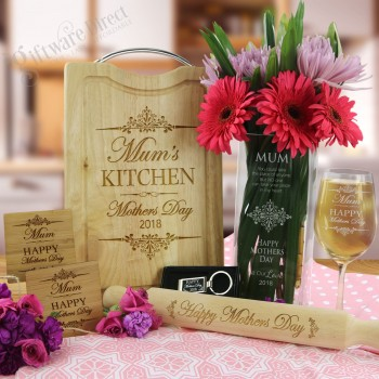 Deluxe Mothers Day Gift Pack 2017 Design