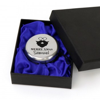Personalised Yo-Yo in Box Engraved Christmas Gift